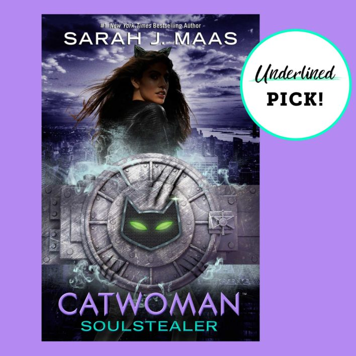 This Month's Pick: Catwoman: Soulstealer