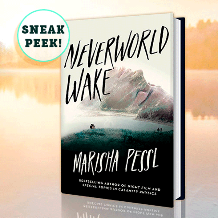Sneak Peek! Read Chapter One of Neverworld Wake by Marisha Pessl