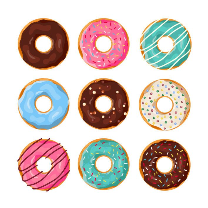 Donut Worry, We've Got Book Recommendations Based on Your Favorite Donut!