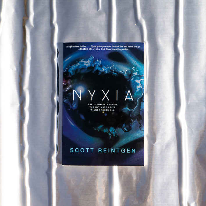 Everything You Need to Know About the World of Nyxia by Scott Reintgen