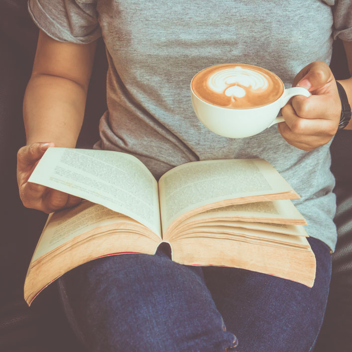 If Books Were Coffee Drinks, Which Should You Order Next?