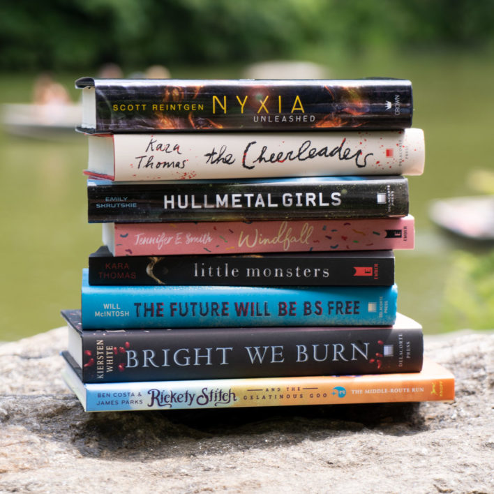Summer is Heating Up! Check Out Our July Book Picks