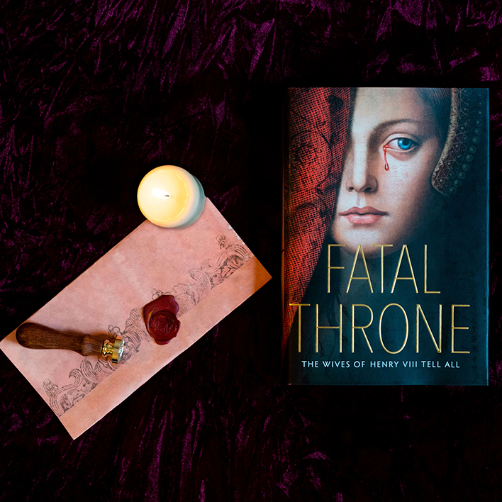 These Excerpts from Fatal Throne Will Leave You Dying to Read More