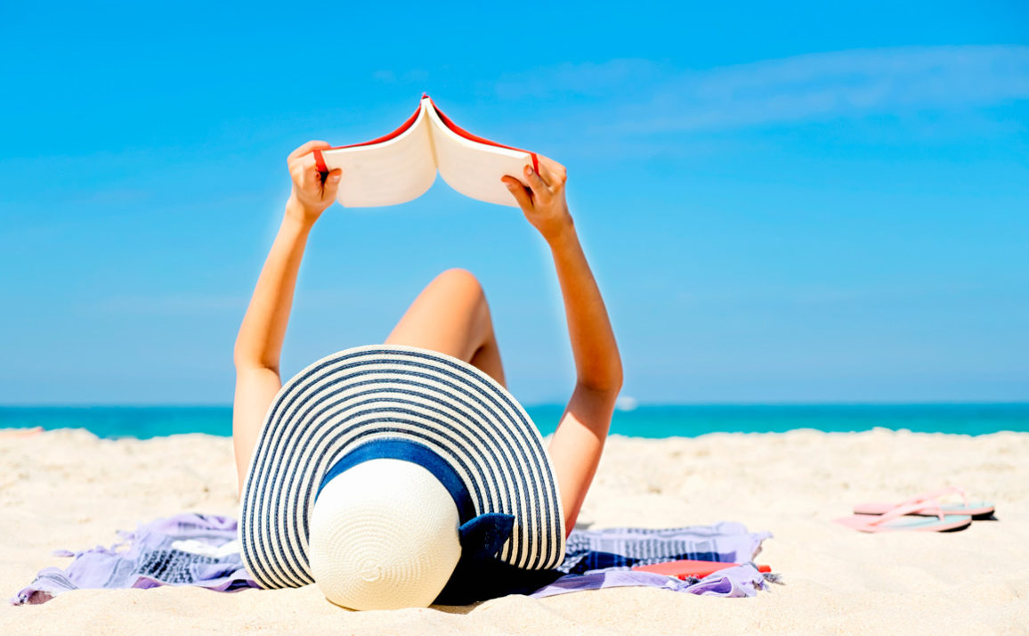 Your Dream Summer Vacation Says a Lot About Your Next Best Read!