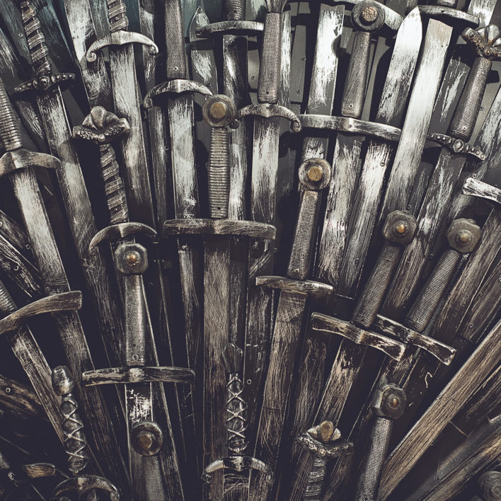 Since You Couldn't Watch Game of Thrones This Summer, Here's What to Read!