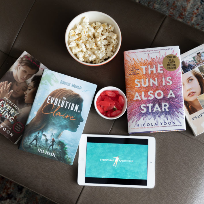 Now Streaming: These Movies and Shows are Actually Based on AWESOME Books!