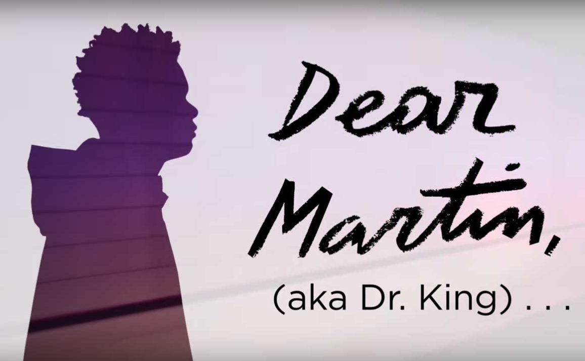 Watch the Official Dear Martin Book Trailer