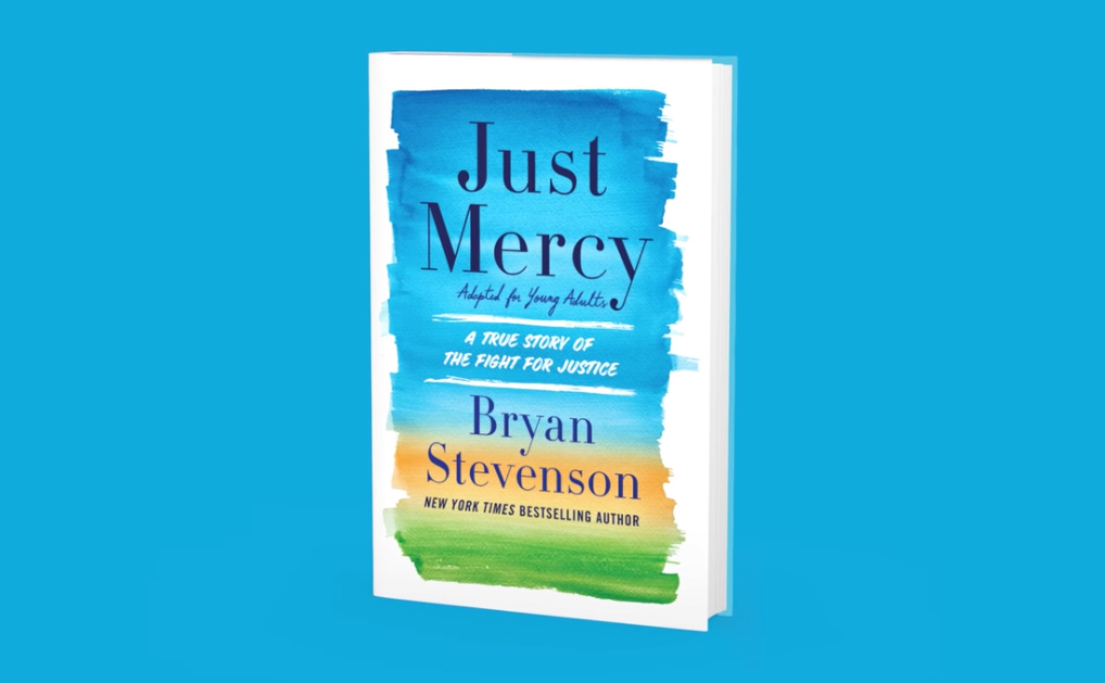 Author Bryan Stevenson Tells Us Why Just Mercy is a Book for All Readers