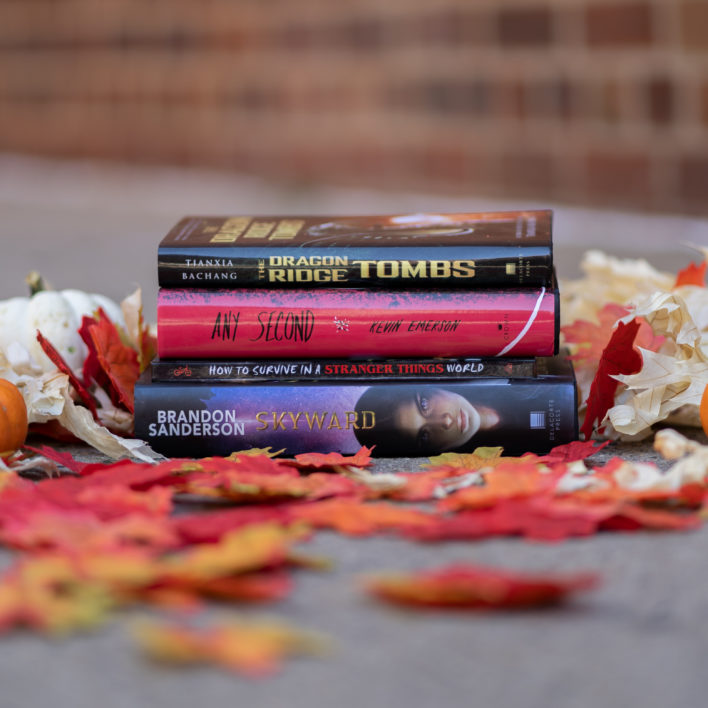 YA Book Recs for November