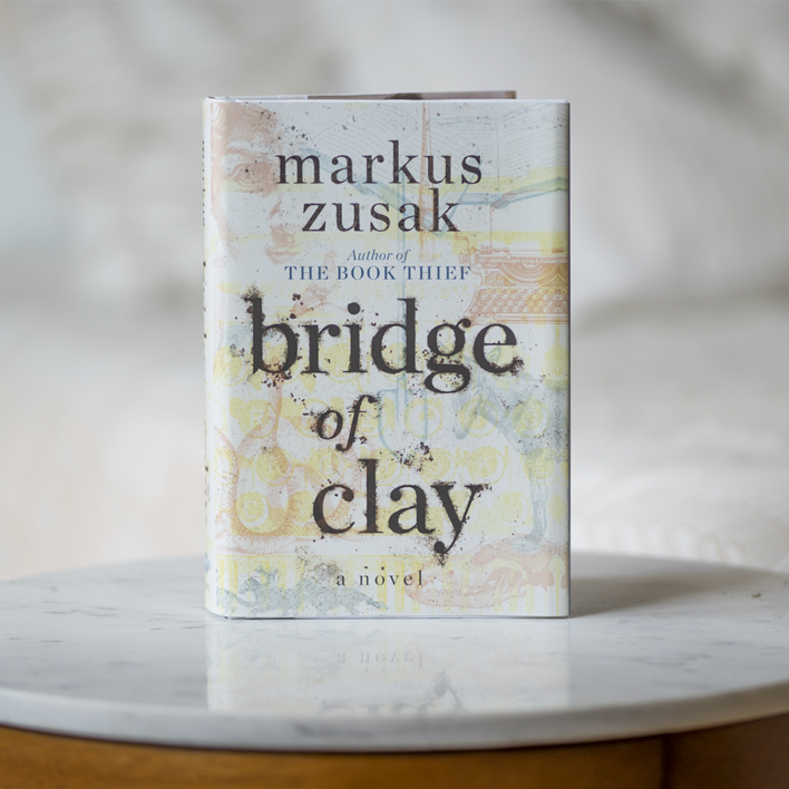 Bridge of Clay by Markus Zusak is Now in Stores!