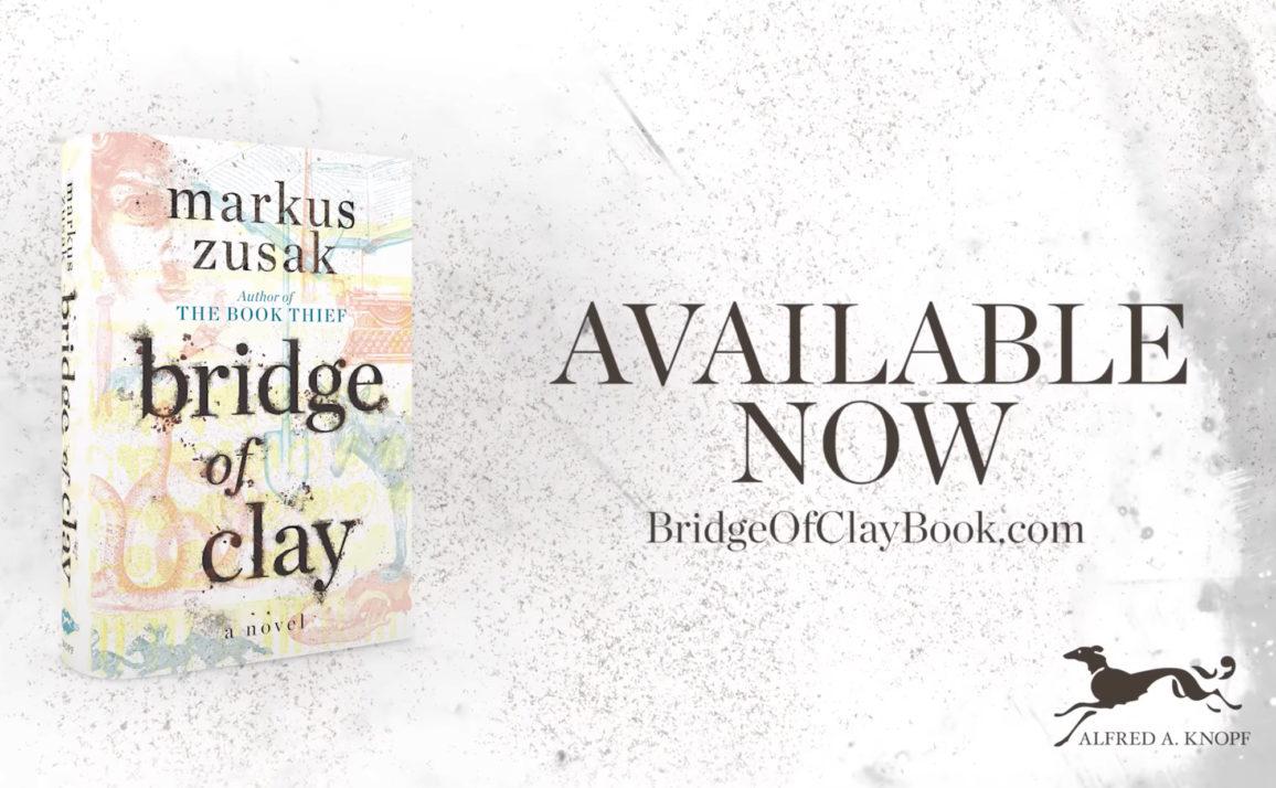 Official Book Trailer: Bridge of Clay