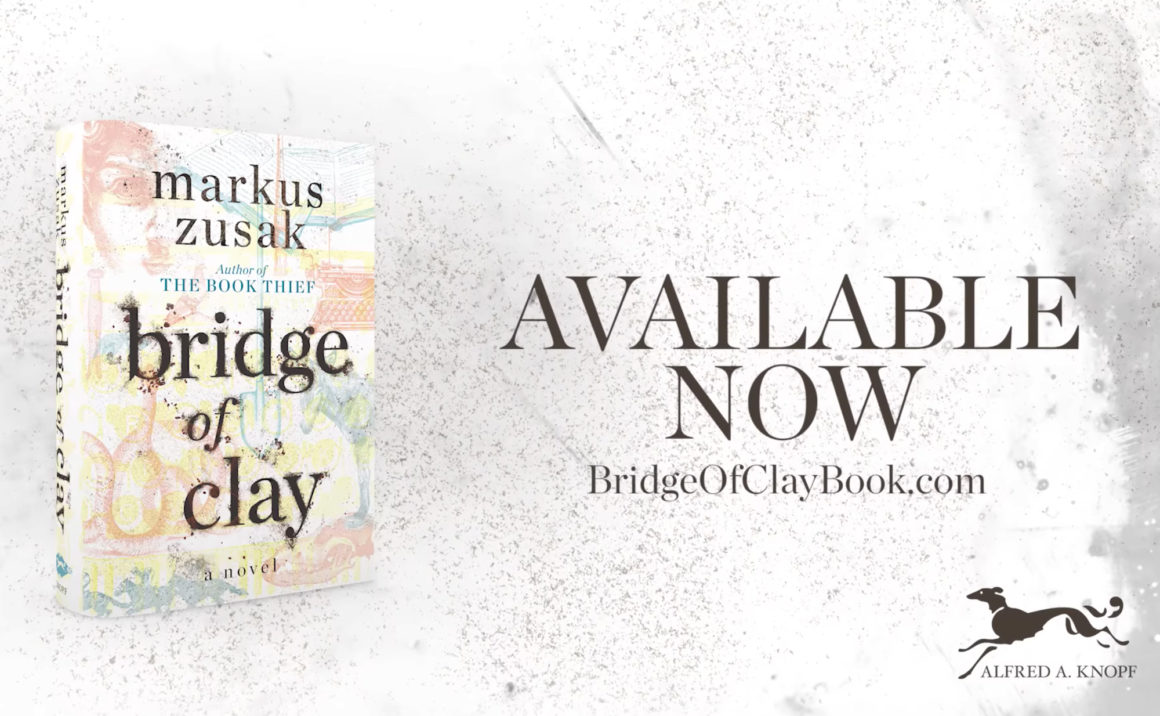 Official Book Trailer: Bridge of Clay