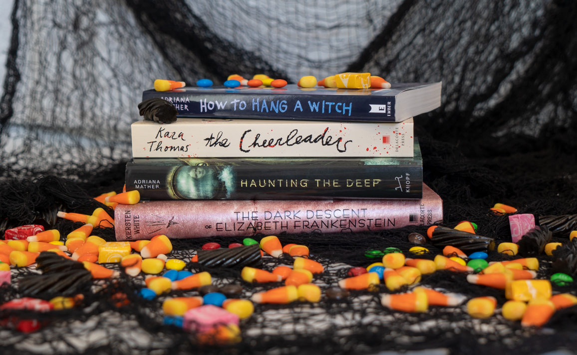Tell Us Your Trick-or-Treating Style, and We'll Find You the Perfect Book and Halloween Candy Pairing!