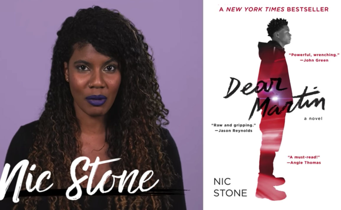Nic Stone, Author of Dear Martin, Plays 6 Second Summaries