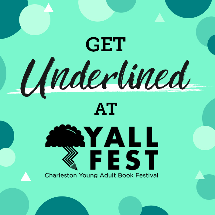 Heading to YALLFest? Don't Miss Our Giveaways & Events!