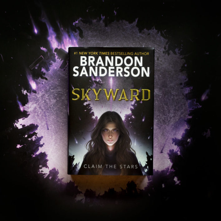 Brandon Sanderson Answers Your Questions About Skyward