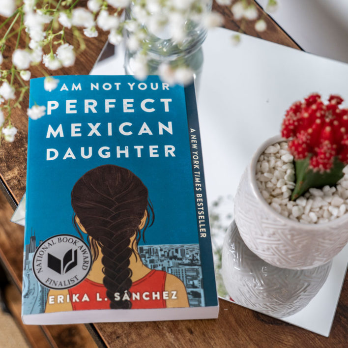 Q&A with Erika Sánchez, Author of I Am Not Your Perfect Mexican Daughter
