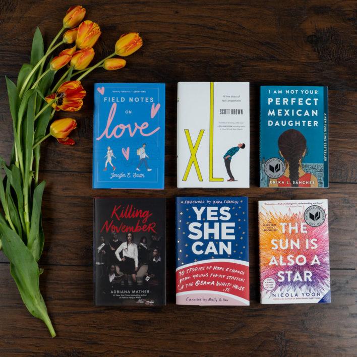 New Books: March 2019