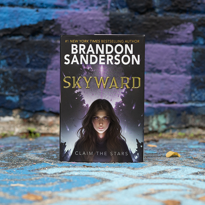 Author Brandon Sanderson's Process and Advice for Writing Fierce Characters