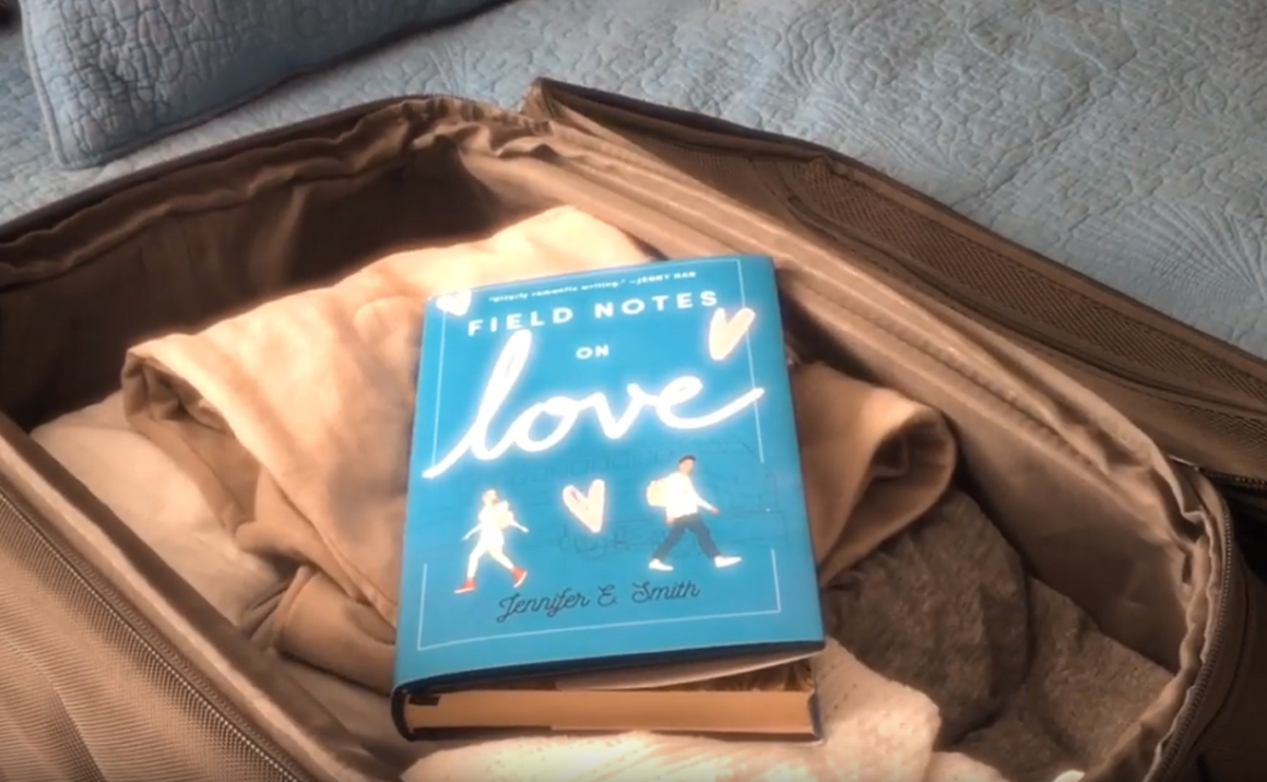 Watch the Field Notes on Love Official Book Trailer!