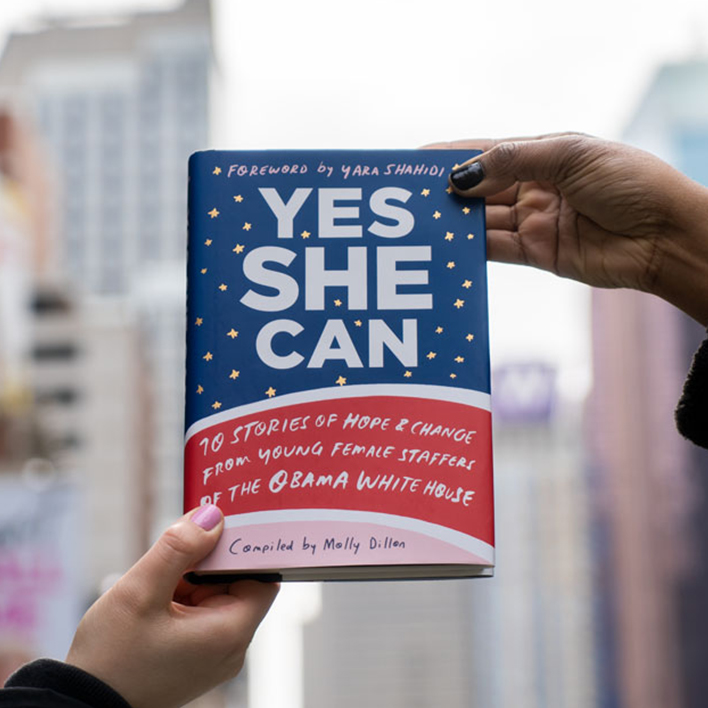 Advice on Life and Politics from the Women of Yes She Can