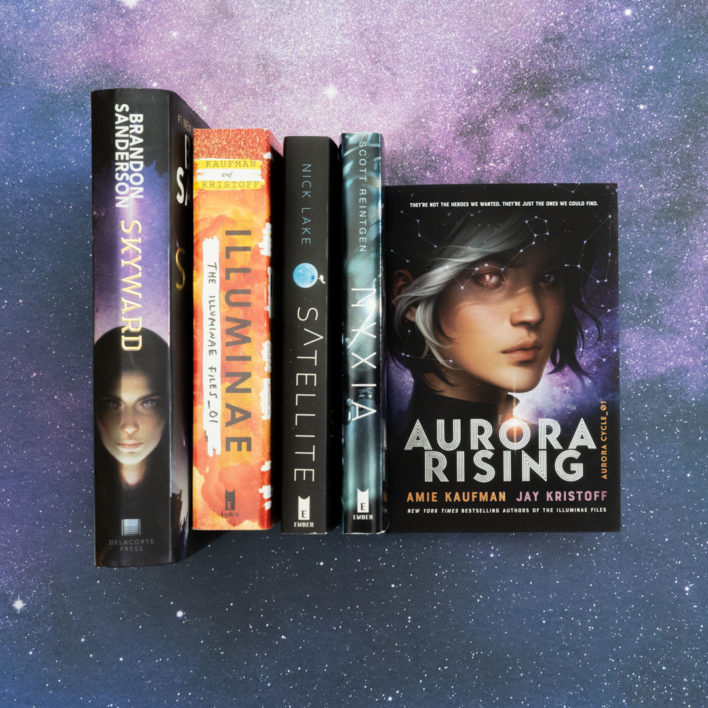 Out-of-This-World YA Books to Read on May the Fourth