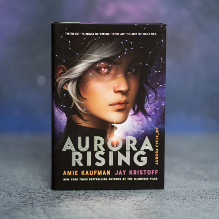 Read the First Chapter of Aurora Rising by Amie Kaufman and Jay Kristoff