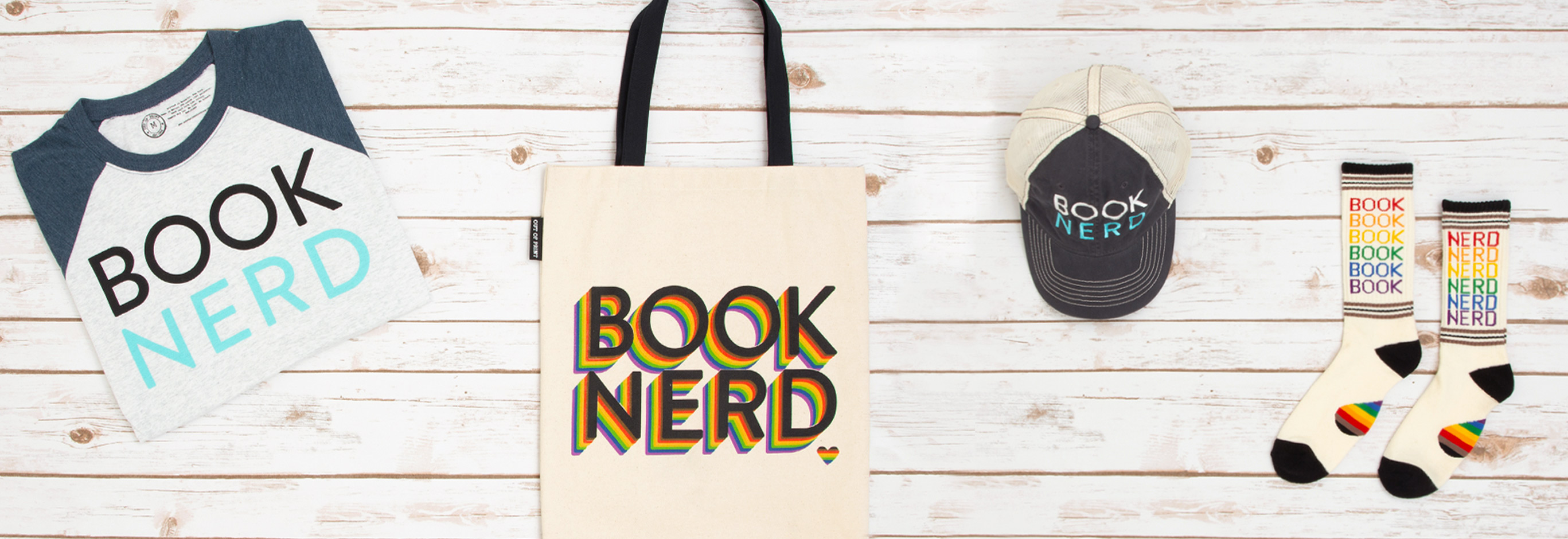49fa0abf Shop the Underlined Book Nerd Collection! | Get Underlined