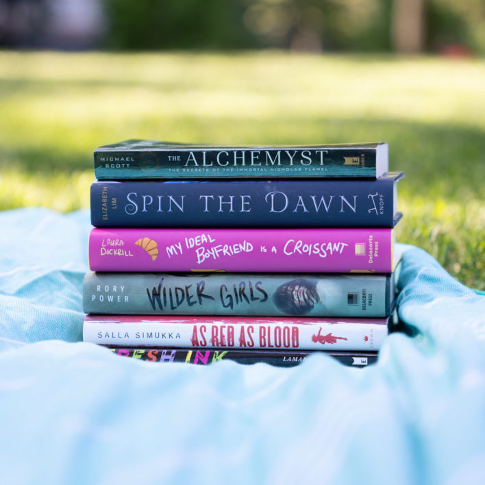 New Books: July 2019