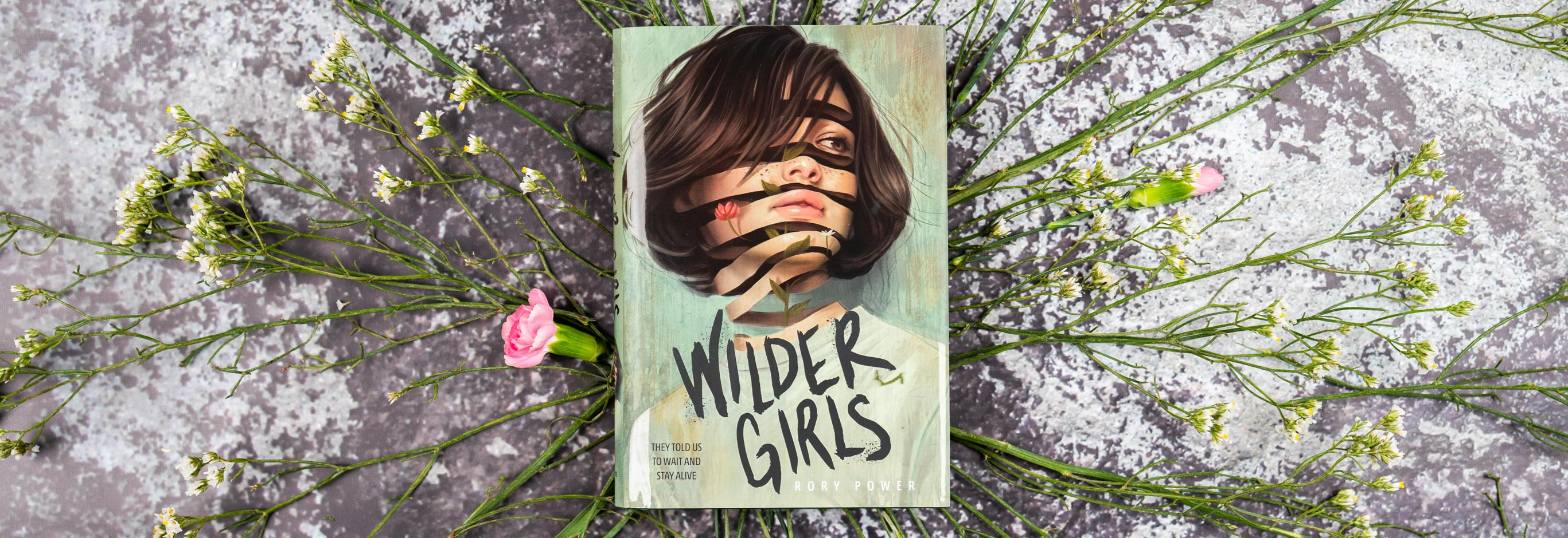 Watch the Official Book Trailer for Wilder Girls by Rory Power