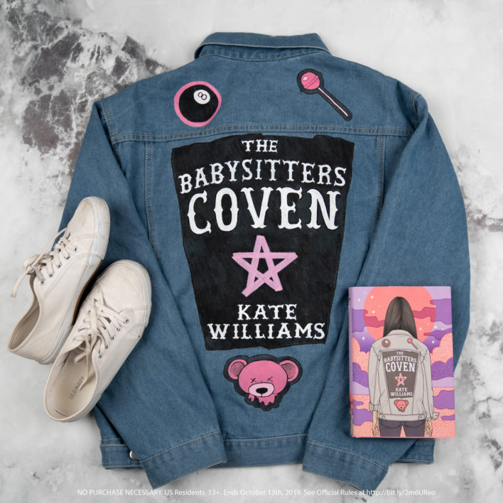 Enter The Babysitters Coven Jean Jacket Sweepstakes