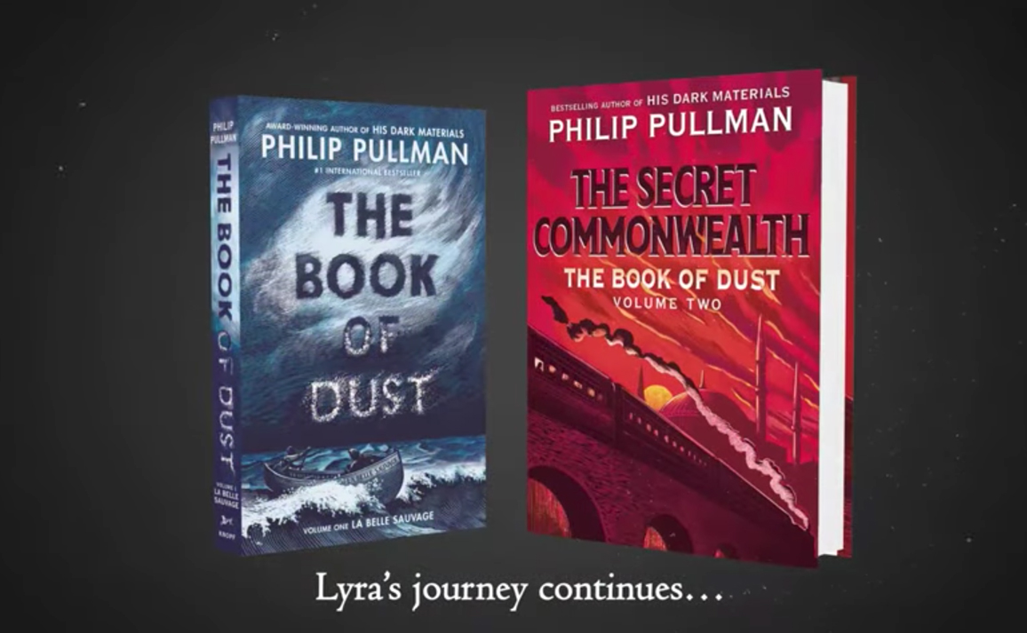Watch The Book of Dust Volume 2: The Secret Commonwealth Trailer!
