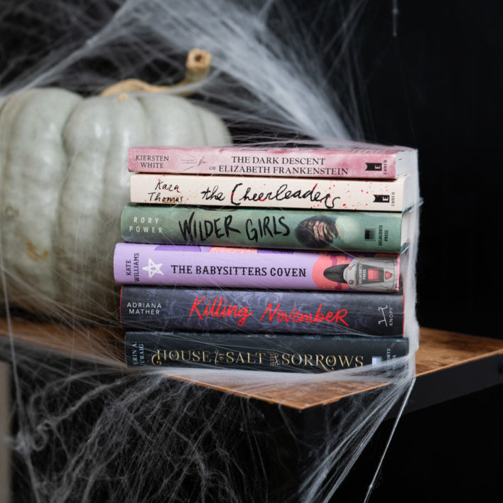 9 Spooky YA Books to Read This Fall