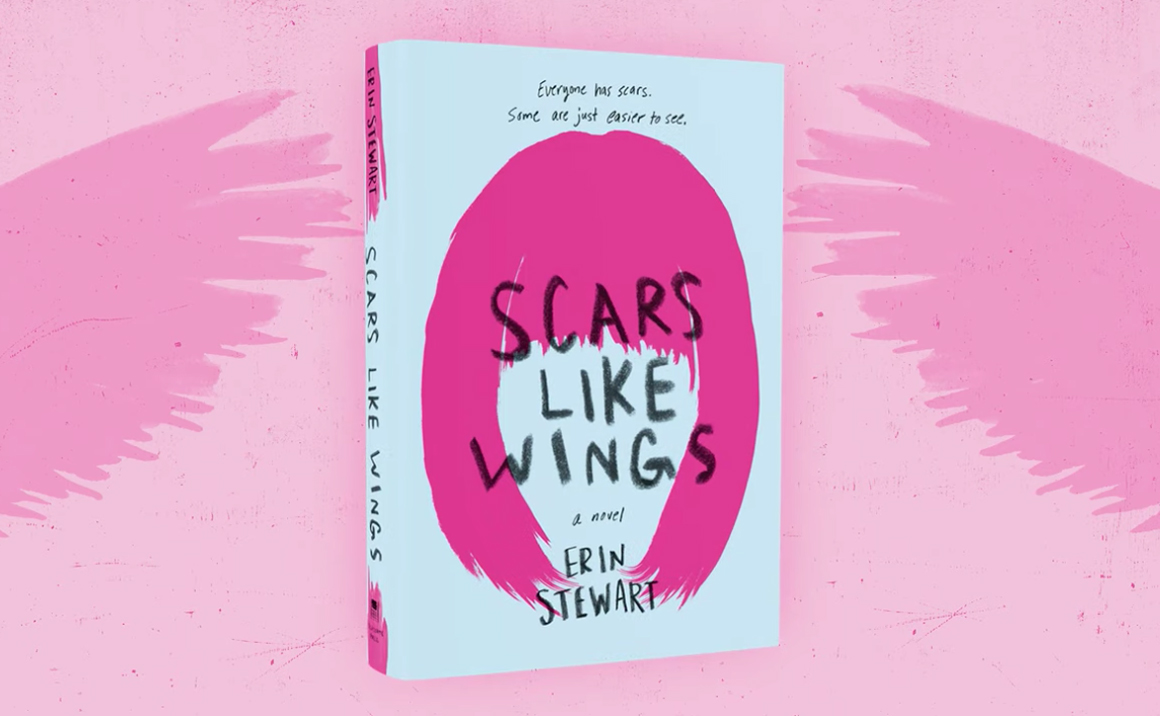 Watch the Official Scars Like Wings Book Trailer
