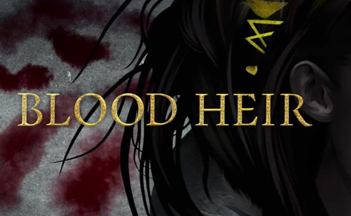 Watch the Official Blood Heir Book Trailer