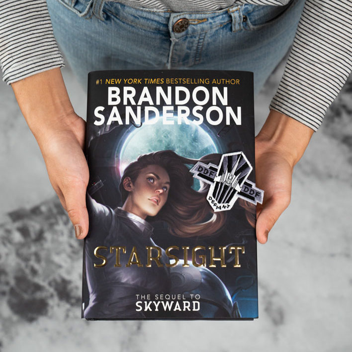 Sneak Peek: Read Chapters 1-4 of Starsight by Brandon Sanderson