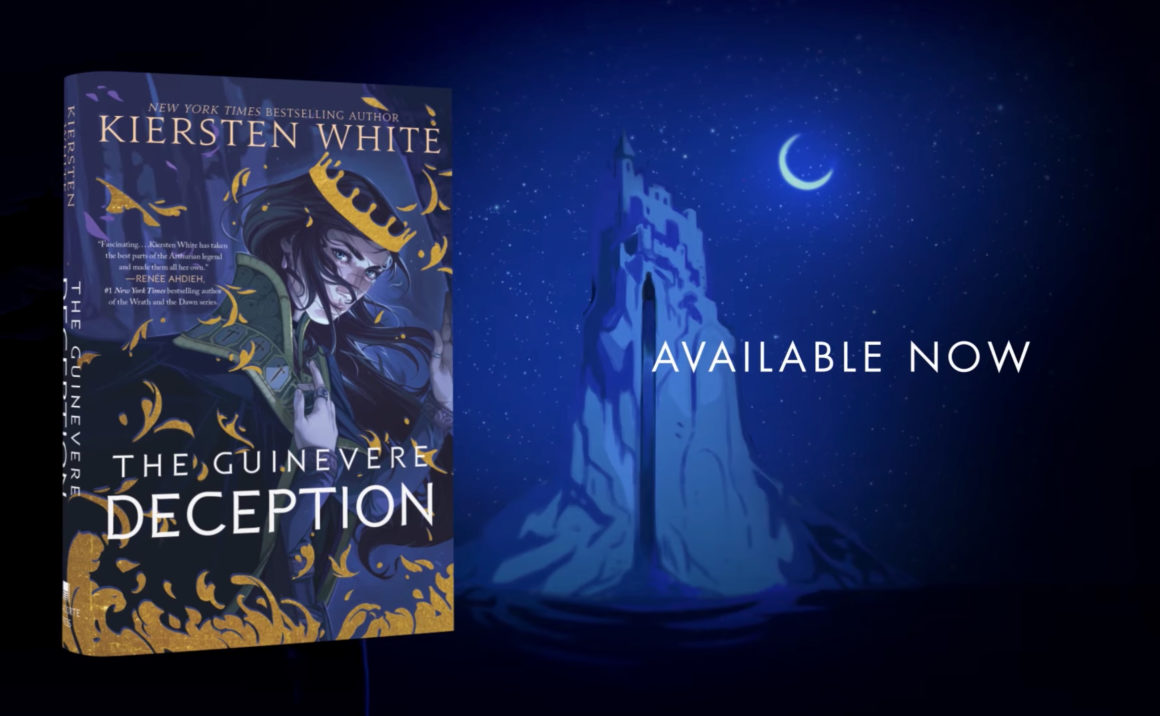 Watch the Book Trailer for The Guinevere Deception by Kiersten White