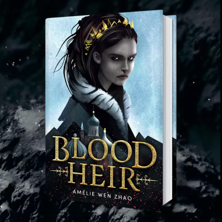 Read the First Five Chapters of Blood Heir!