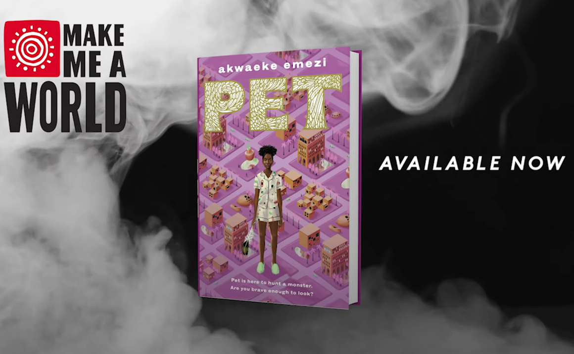 Watch the Official PET book trailer!