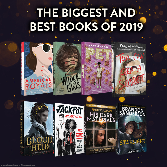 The 17 Most Buzzworthy YA Books of 2019