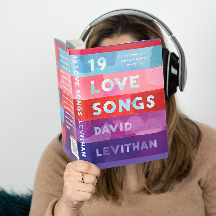 19 Really Good Love Songs—A Playlist from Author David Levithan