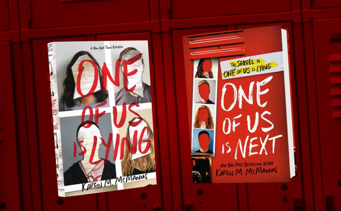 Watch the Official Trailer for One of Us Is Next by Karen M. McManus