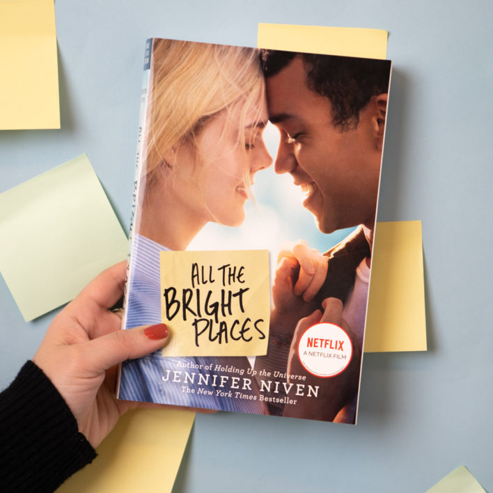 Read a Free Excerpt from All the Bright Places by Jennifer Niven