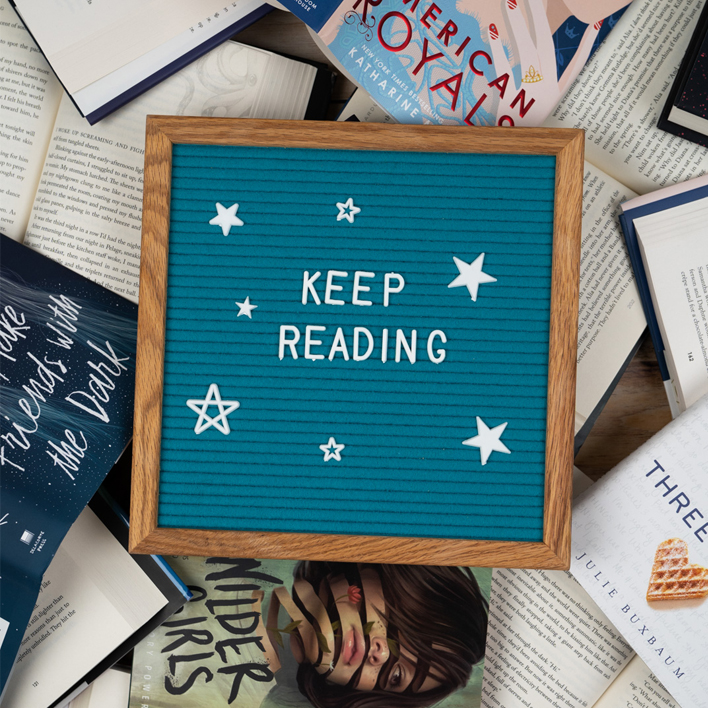 How to Support Your Favorite Bookstores and Authors from Home
