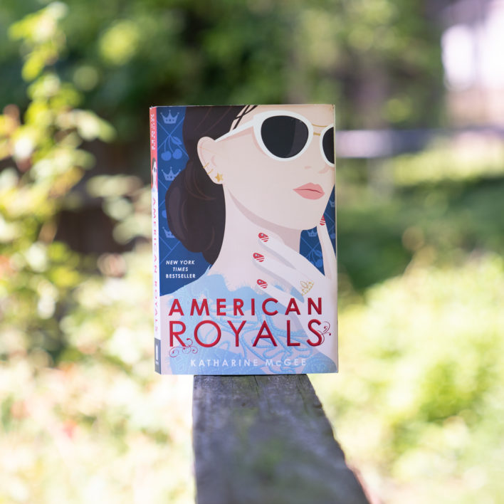 Read an Excerpt from American Royals by Katharine McGee