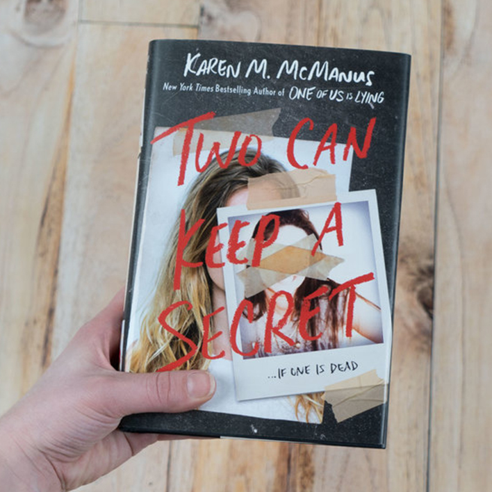 Read an Excerpt from Two Can Keep a Secret by Karen M. McManus