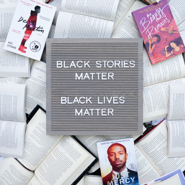 A Collection of Books by Black Authors to Read and Share