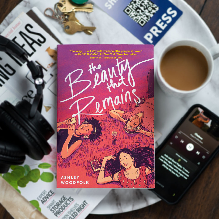 Read a Free Excerpt of The Beauty That Remains by Ashley Woodfolk