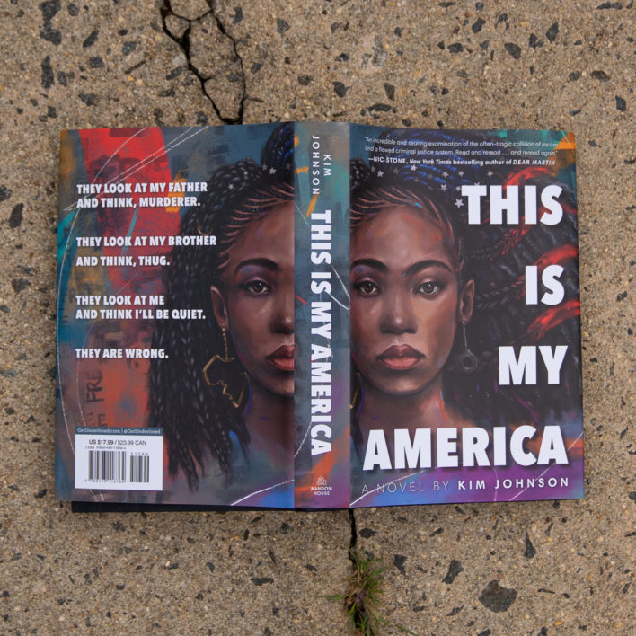 In Conversation with This Is My America Cover Artist, Chuck Styles
