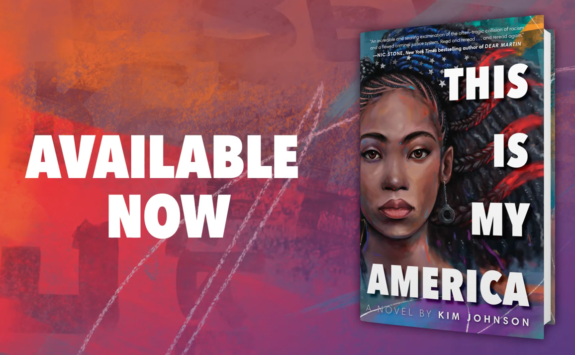 Watch the Book Trailer for This Is My America by Kim Johnson